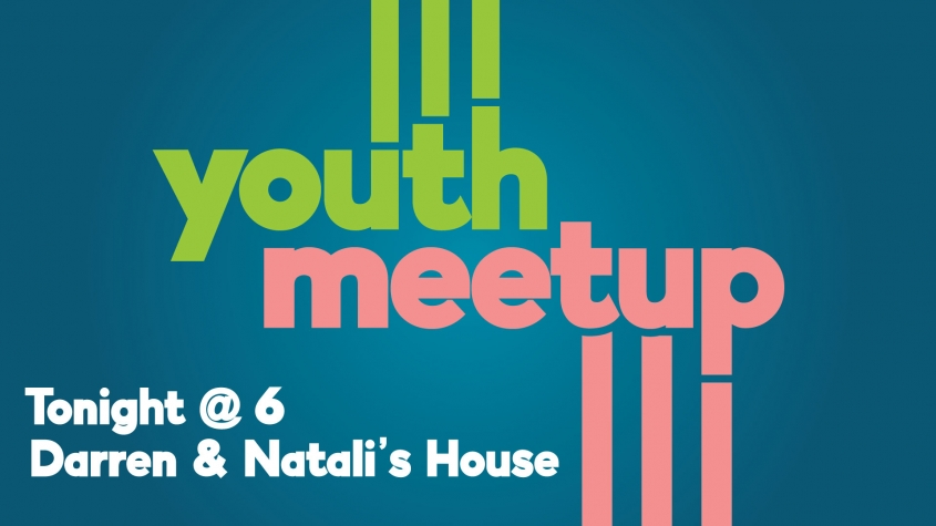 Youth Meetup, April 7