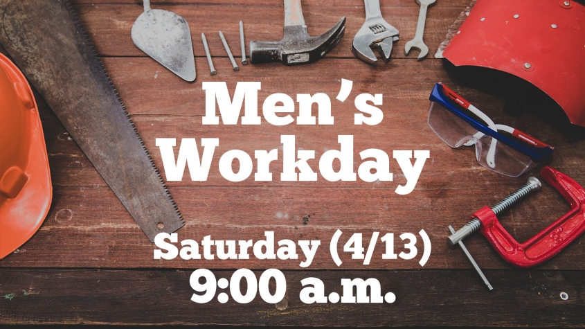 Men's Workday